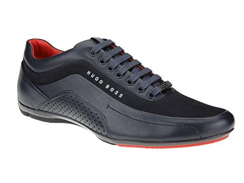 Boss Sneaker HB Racing Für Herren in Blau, 41 (Hugo Boss-blaue Schuh)