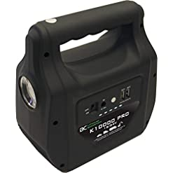 BC Booster K10000 PRO Avviatore di Emergenza 12V 24V Auto Camper Camion Tir Fino A 12000 cc Con Batteria al Litio Leggero