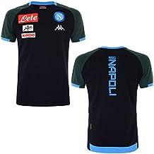 SSC Napoli T-Shirt Rappresentanza 2018 2019 Uomo 681836a22ee0