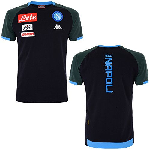 b7d2a411605f0 Ssc napoli - kappa the best Amazon price in SaveMoney.es