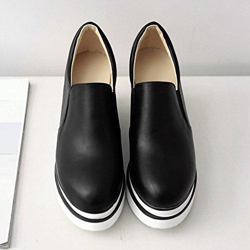 Coolcept Shoes Escarpins Court Bout Mode Ferme Slip Femmes On vqwSPZv