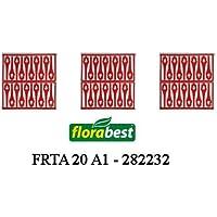 Plaquettes de coupe pour coupe bordure Florabest FRTA 20 A1 (3 lots de 20)