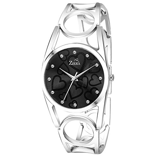 ZIERA Flora Analogue Women's Watch (ZR8071)