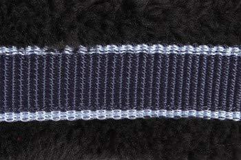 PFIFF 100751-43-Pony - Cabezada para Caballos, Color Azul/Azul Claro, Talla Pony
