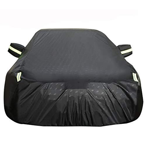 OOFAYZYJ Autoabdeckung Geeignet für Nissan SUV Modell Staubdicht/Wasserdicht/Kratzfest/Winddicht/UV-Schutz Vollständige Autoabdeckung,Qashqai