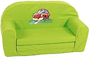 knorr-baby 430140 - Mini-Schlafsofa green racer