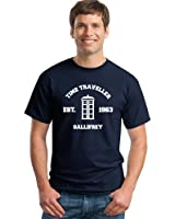 Inspired DOCTOR Time Traveller Gallifrey in Adult and Kids T Shirts - All sizes