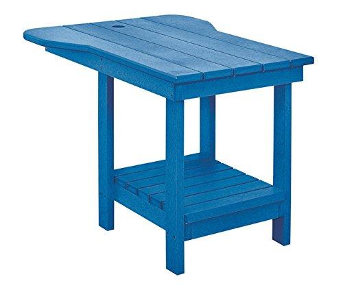 Adirondack Banc tête-à-tête Table Table d'appoint pour Muskoka Chaise C01 100% haute densité, différents coloris. bleu