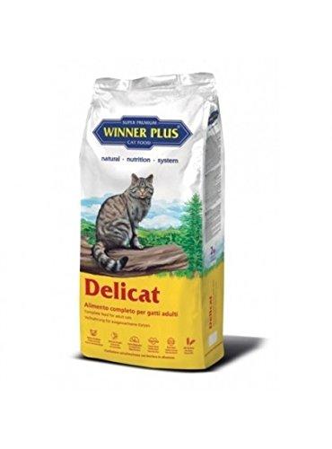 Winner Plus Delicat 2kg mangime gatto completo gatti adulti