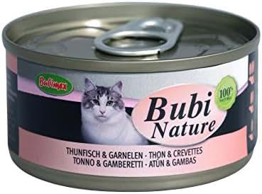 Bubimex : Bubi Nature Thon & Crevettes Pour Chat