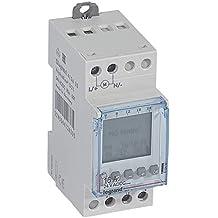 Legrand control del tiempo - Interruptor horario digital 24v 16a 1 módulo