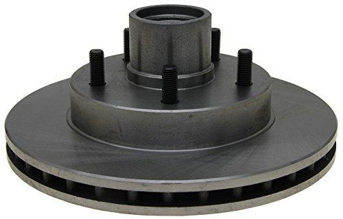 ACDelco 18a878a Vorteil keine Beschichtung vorne Bremse, Rotor und Nabe Montage (Rotor Und Nabe)