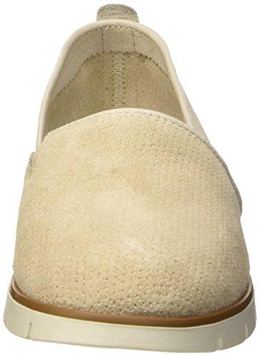Flexible 5138200 Scarpe Low-Top, Donna Beige