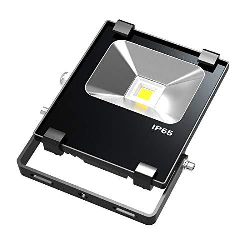 ZHIXAING 1Pcs 20W RGB Fluter IP65 Wasserdicht Halloween Projektor Lichter Geburtstags Party Strahler Farbe Dekorative Lichte (20W)