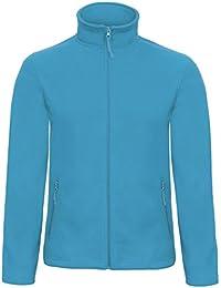 B&C Collection ID.501 Fleece Mens 100% Polyester Micro-Fleece Full Zip Jacket