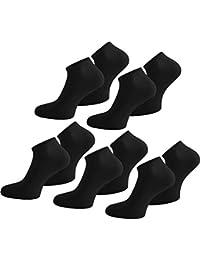 normani 20 Paar Sneaker Socken für Sie und Ihn - Viele trendige Farben und Größen 35-50 wählbar! - Qualität