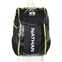 NATHAN Flight Control Bag, Black/Yellow
