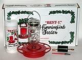 Best-1 Best8Kit Hummingbird Feeder 8 Oz Kit