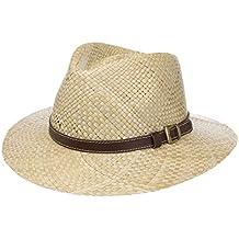 ebb27a07490b5 Lipodo Sombrero de Paja Carsell Traveller Hombre
