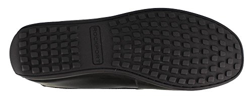 Rockport - Chaussures Bayley Penny pour homme Black Leather