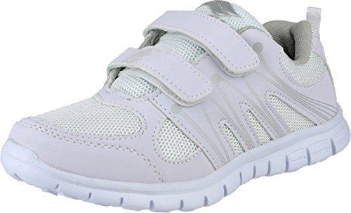 MIRAK Unisexe enfants Milos simple fermeture Chaussures enfants à Enfiler Sport Chaussures