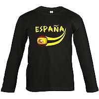 Supportershop Camiseta de fútbol – España – para niño, ...