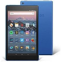 Das neue Fire HD 8-Tablet mit Alexa, 8-Zoll-HD-Display, 16 GB, Blau, mit Spezialangeboten