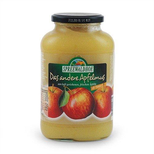 Das andere Apfelmus, kalt gerieben (720 ml Glas)