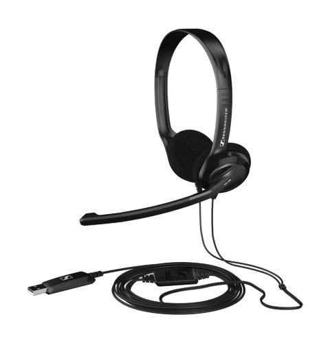 SENNHEISER PC36 Call Control PC Headset mit USB
