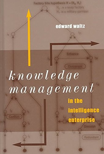 [Knowledge Management in the Intelligence Enterprise] (By: Edward Waltz) [published: May, 2003]
