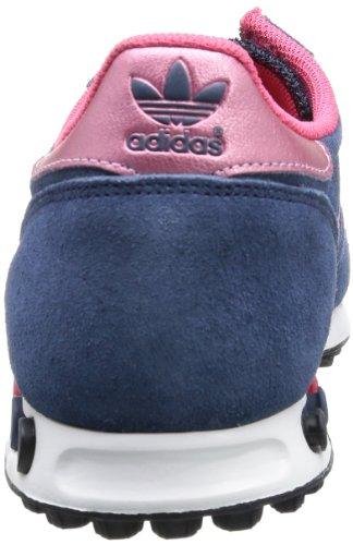 adidas La Trainer, Sneaker donna blu (Blue - Blau (St Dark Slate F13/Legend Ink S10/Ray Pink F13))