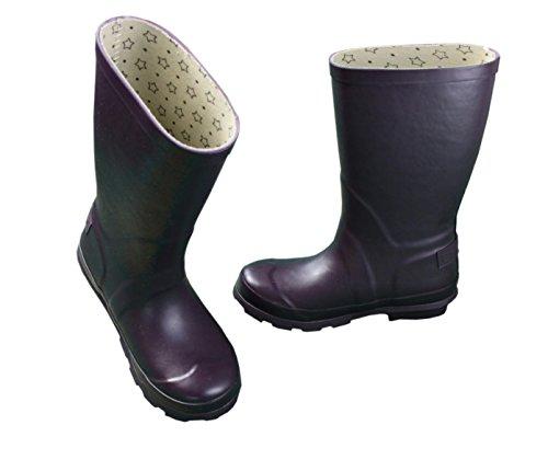 EnFant unisex Gummistiefel Rain Boot Lila