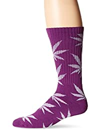 HUF Glow In The Dark Plantlife Socks red / rouge Taille Uni