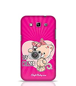 Style baby Say Cheese Pink Samsung Galaxy Win Phone Case