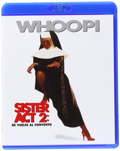 Sister Act 2 [Blu-ray] [Spanien Import] - Sister 2 Act