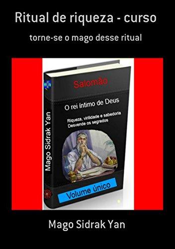 Ritual De Riqueza Curso (Portuguese Edition)