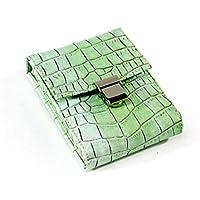 Homöopathie Taschenapotheke Madagaskar grün mit 32 Klargläsern für Globuli preisvergleich bei billige-tabletten.eu
