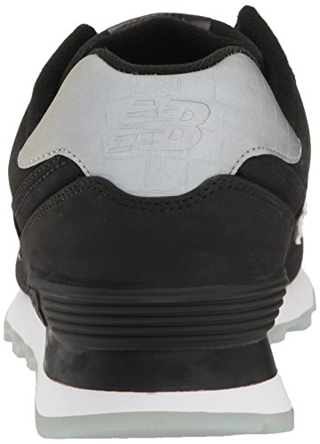 Trainers Schwarz New Balance Traditionnels 574 Synthetic Classic Balance Mens 574 Mens New FCvqBS