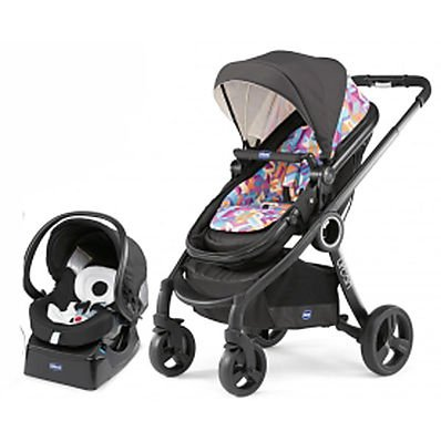 Passeggino Duo Chicco Urban Plus Itty Bitty City SPECIAL EDITION