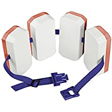 BEMA Andador de natación Cinturón de natación mit 4 Flotación para niños 2 - 6 Jahre