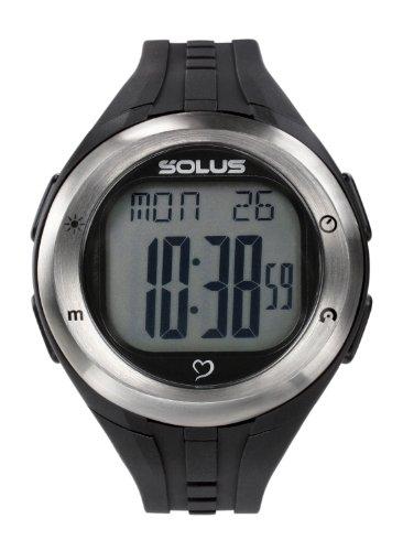 Bernex SL-900-001 - Reloj digital unisex de plástico Resistente al agua