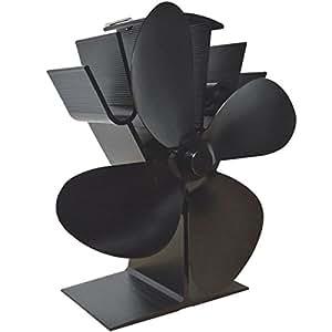 Fluesystems Eco 4 Heat Powered Stove Fan