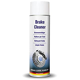 BREMSEN Brake Cleaner ohne Aceton