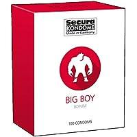 Big Boy Kondome - 100 Stücke preisvergleich bei billige-tabletten.eu