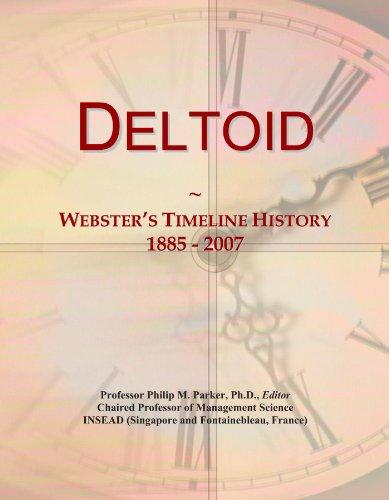 Deltoid: Webster's Timeline History, 1885 - 2007
