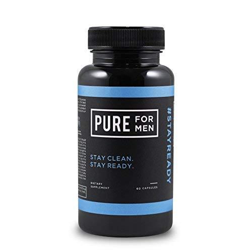 Pure for Men - 60 capsule ora con aloe