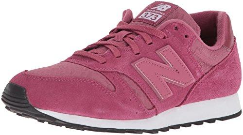 New Balance WL373v1, Zapatillas Para Mujer, Rosa (Pink/White DPW), 35 EU