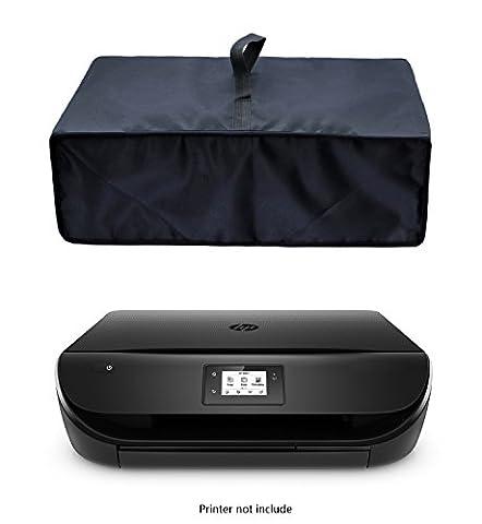 Case Wonder Heavy Duty Anti-Static Wasserdicht Nylon Gewebe-Drucker Staubschutz Abdeckung Schutz für HP ENVY 4520 / 4500 / 4502 / 4525 / 5530 / 5540 / Epson WorkForce und Canon PIXMA MG7750 Drahtlose