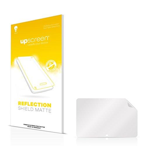 upscreen Reflection Shield Displayschutzfolie Dell XPS 12 Ultrabook (2014) Schutzfolie Matt – Entspiegelt, Anti-Fingerprint