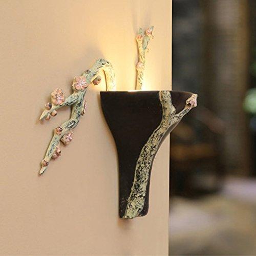 Lampe murale de jardin moderne Salon Club Hôtel Restaurant Aisle Corridor Escalier Lampe Décoration Lampe de chevet